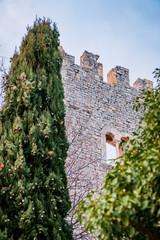 Le château féodal d'Ollioules