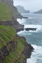 Gasadalur, Faroe Island, Vágar