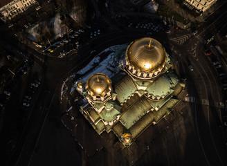 The Alexander Nevski Cathedral
