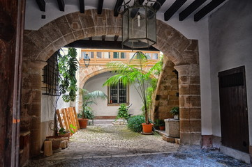 Fotomurales - Traditional houses in Italy