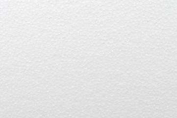 White polystyrene texture