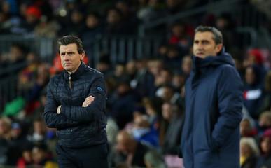 Spanish King's Cup - FC Barcelona vs Celta Vigo