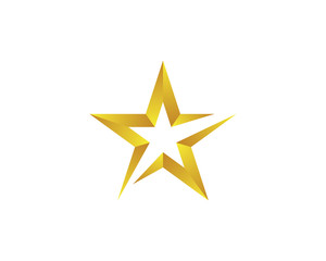 Star vector icon