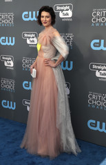 23rd Critics' Choice Awards – Arrivals – Santa Monica