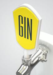 Gin Draught Spigot