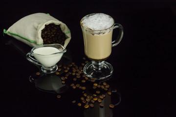 Coffee, cappucino