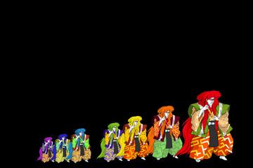 歌舞伎フレーム