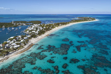 Elbow Cay and Lighthouse, Abaco