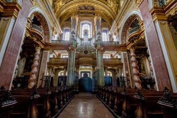 Jesuitenkirche in Wien Österreich