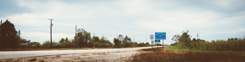 Louisiana Staatsgrenze Wall mural