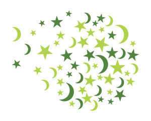 Ornament vector background