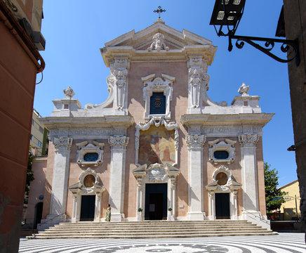 church in Albissola Marina