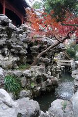 Yu Yuan (Yu Garden)in Shanghai, China