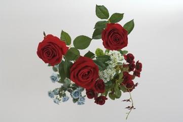 赤い薔薇  ブーケ