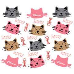 Cat wallpaper background
