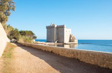 Some famous places on the Cote d'Azur