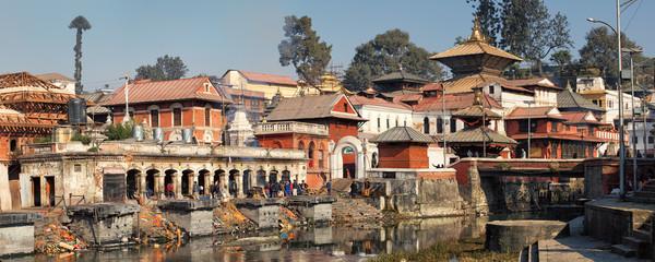 Pashupatinath, Bagmati River, Kathmandu, Nepal