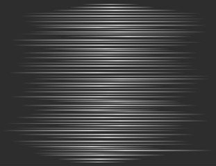 speed lines background.  explosion background. Black and white vector illustration
