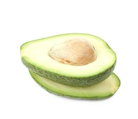 Avocado fruit isolated