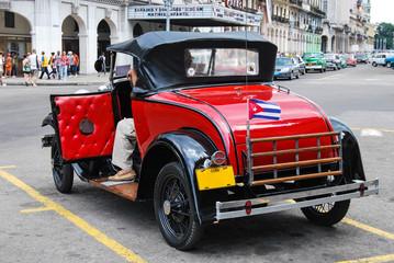 Keuken foto achterwand Havana Deportivo en la habana
