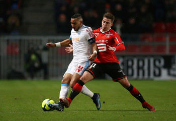 Ligue 1 - Stade Rennes vs Olympique de Marseille
