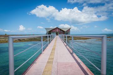 Terminal marítimo para embarcações de turismo