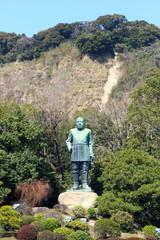 鹿児島県 西郷隆盛像