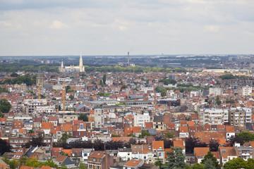 Brussels View, Belgium