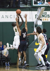 NCAA Basketball: Gonzaga at San Francisco