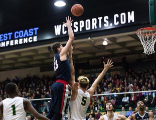 NCAA Basketball: Gonzaga at San Francisco