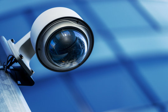 security cameras cctv footage live monitoring system advanced technology