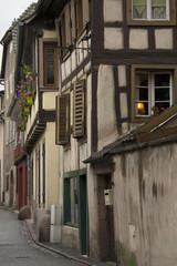 Ribeauville, Alsazia, Francia, Europa