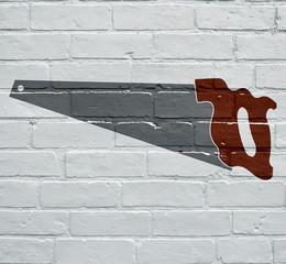 Graffiti, scie