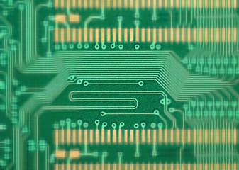 Electronic circuit board .