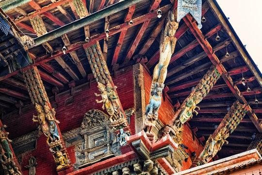 Degu Taleju Temple, Durbar Square, Kathmandu, Nepal