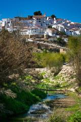 Setenil de las Bodegas, Cadiz province, Andalucia, Spain