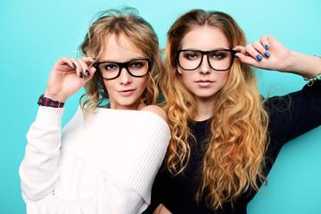 smart female students