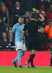 Premier League - Liverpool vs Manchester City