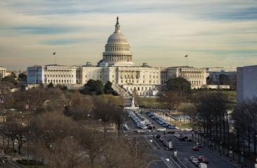 Washington DC Capitol, USA