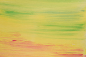 multicolored painted watercolor background texture