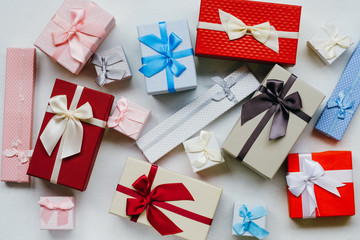 Seasonal gifts sale. Holiday shopping. Buy great presents at discount