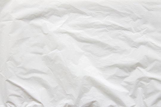 white plastic bag texture