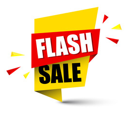 banner flash sale