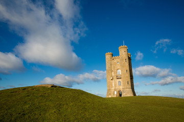 Broadway tower in west England