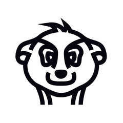 animal head outline icon