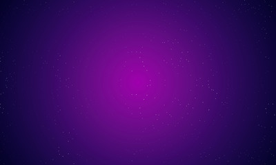 abstract violet blue starry sky