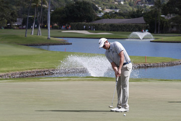 PGA: Sony Open in Hawaii - Final Round