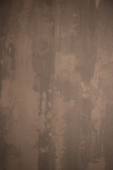 Wall Mural - Cracked concrete vintage wall background, old wall.
