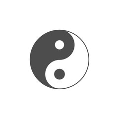 Yin Yang icon. Elements of Chinese culture icon. Premium quality graphic design icon. Baby Signs, outline symbols collection icon for websites, web design, mobile app