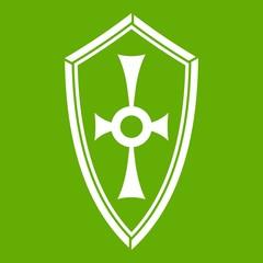 Shield icon green